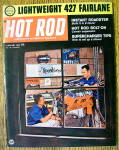 Hot Rod Magazine February 1964 Instant Roadster