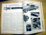 Click to view larger image of Motor Trend Magazine January 1957 '57 Show Issue (Image4)