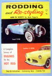 Rodding And Re-Styling April 1955 Engines For Hot Rod