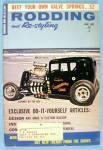 Rodding And Re-Styling June 1962 Do-It-Yourself