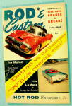 Click to view larger image of Rod & Custom June 1956 Hot Rod Showcase (Image1)