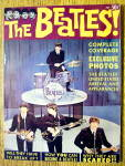 Click here to enlarge image and see more about item 16408: The Beatles Magazine 1964 How You Can Become A Beatle