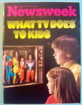 Newsweek Magazine-February 21, 1977-TV & Kids