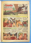 Click to view larger image of Lassie Comic #28 May 1956 Trouble On The River (Image6)