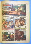 Click to view larger image of Lassie Comic #28 May 1956 Trouble On The River (Image7)