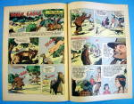Click to view larger image of Brave Eagle Comic #1 June 1956 The Mask Of The Manitou (Image5)