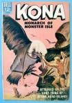 Click here to enlarge image and see more about item 16633: Kona Monarch Of Monster Isle January 1965 Warriors