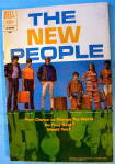 Click to view larger image of Dell Comics The New People Comic May 1970 (Image1)