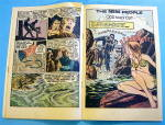 Click to view larger image of Dell Comics The New People Comic May 1970 (Image5)