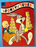 Click to view larger image of Looney Tunes Comic #172 March 1956 Booming Bouquets (Image1)