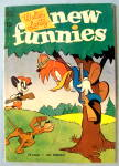 Walter Lantz New Funnies Comic #171 May 1951 Andy Panda