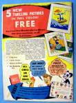 Click to view larger image of Walter Lantz New Funnies Comic #171 May 1951 Andy Panda (Image2)
