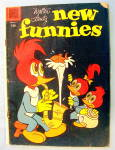 Walter Lantz New Funnies Comic #228 February 1956