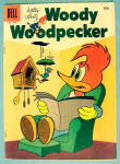 Walter Lantz Woody Woodpecker Comic #38 August 1956