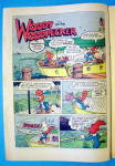 Click to view larger image of Walter Lantz Woody Woodpecker Comic #38 August 1956 (Image5)