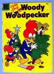 Click to view larger image of Woody Woodpecker Comic #34 December 1956 Duck Catcher (Image1)