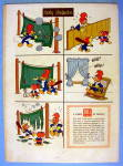 Click to view larger image of Woody Woodpecker Comic #34 December 1956 Duck Catcher (Image2)