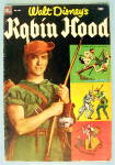 Click here to enlarge image and see more about item 16646: Robin Hood Comic #669 December 1955