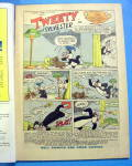 Click to view larger image of Tweety And Sylvester Comic #21 June 1958 Champion Chump (Image3)