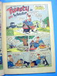 Click to view larger image of Tweety And Sylvester Comic #21 June 1958 Champion Chump (Image4)