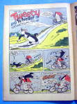 Click to view larger image of Tweety And Sylvester Comic #21 June 1958 Champion Chump (Image6)