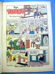 Click to view larger image of Tubby Comic #10 October 1954 The Stamp Collector (Image3)