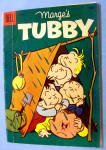 Click to view larger image of Tubby Comic #14 October 1955 The Flying Rowboat (Image1)