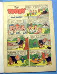 Click to view larger image of Tubby Comic #14 October 1955 The Flying Rowboat (Image3)