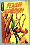 Click here to enlarge image and see more about item 16661: King Comics Flash Gordon #9 October 1967