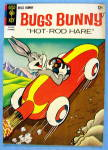 Click to view larger image of Bugs Bunny Comic #107 September 1966 Hot Rod Hare (Image1)
