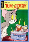 Tom And Jerry Comic #240 May 1968 Too Many Stowaways