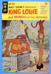 Walt Disney King Louie & Mowgli Comic #1 1968