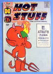 Hot Stuff Comic #87 December 1968 The Little Devil
