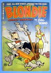 Blondie Comics #20 July 1950 Dagwood In Man To Man