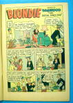 Click to view larger image of Blondie Comics #20 July 1950 Dagwood In Man To Man (Image4)