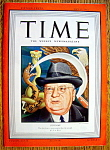 Click to view larger image of Time Magazine-May 11, 1942-Litvinoff Cover (Image1)