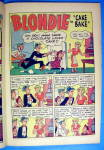Click to view larger image of Blondie Comic #45 August 1952 Sunburn Beach (Image5)