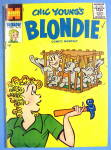 Blondie Comic #95 October 1955 Canned