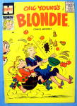 Blondie Comic #91 June 1956 Mister Budget Director