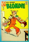 Blondie Comic #177 February 1968 Rest Assured