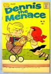Click to view larger image of Dennis The Menace #53 August 1961 Papa Dennis (Image1)