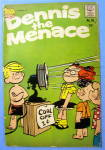 Dennis The Menace Comic #86 September 1966 Kitty-Pillar