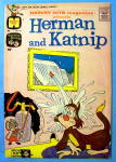 Herman And Katnip Comic #41 February 1961 The Wind Up