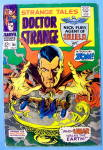 Click here to enlarge image and see more about item 16693: Doctor Strange Comic #156 May 1966 The Tribunal