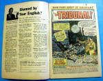 Click to view larger image of Doctor Strange Comic #156 May 1966 The Tribunal (Image3)