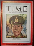 Click to view larger image of Time Magazine - Sept 14, 1942 - Alexander Cover (Image1)
