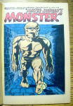 Click to view larger image of Monsters On The Prowl #16 April 1972 Forbidden Swamp (Image6)