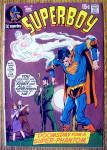 Superboy Comic #175 June 1971 When He Was A Boy