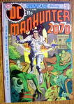 Click here to enlarge image and see more about item 16722: Manhunter 2070 Comic #91 June 1970