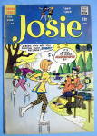 Josie Comic #32 February 1968 The Bust Out